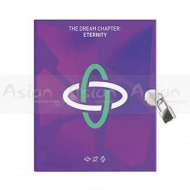 TOMORROW X TOGETHER (TXT) - The Dream Chapter : ETERNITY CD