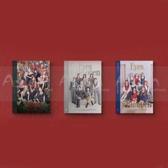 TWICE - Eyes wide open CD - Asian Connection