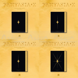 MONSTA X - FANTASIA X 4 CDs SET
