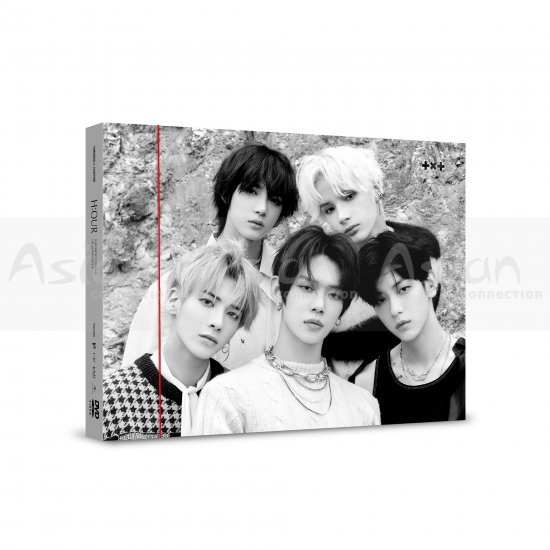 TXT - H:OUR THE 3RD PHOTOBOOK - Asian Connection