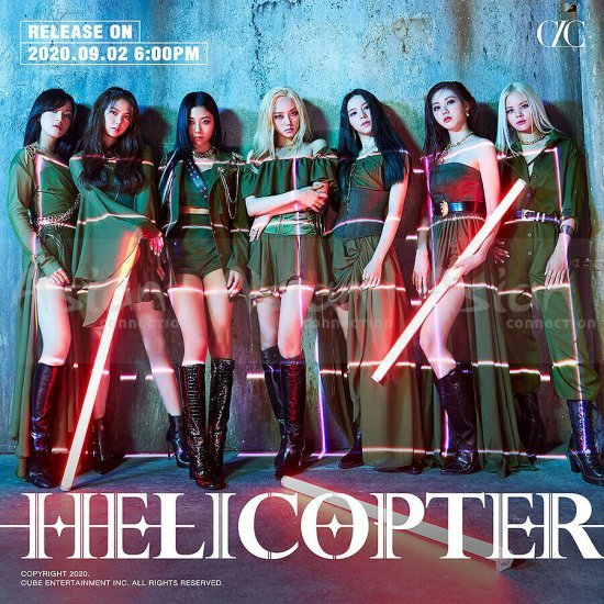 CLC - HELICOPTER CD - Asian Connection