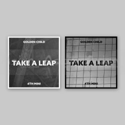 GOLDEN CHILD - Take A Leap 2 CDs SET