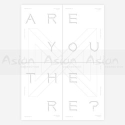 MONSTA X - Take.1 Are You There? 4CDs SET