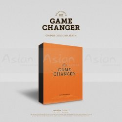 GOLDEN CHILD - Game Changer [Limited Edition] CD
