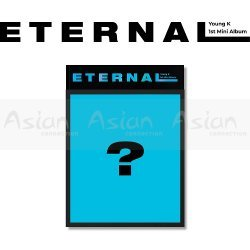 YOUNG K (DAY6) - Eternal CD