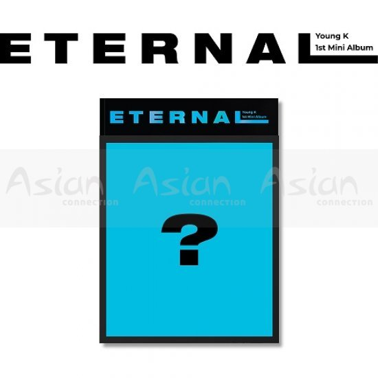 YOUNG K (DAY6) - Eternal CD - Asian Connection