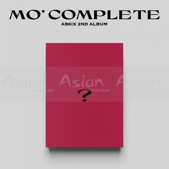 AB6IX - MO' COMPLETE CD - Asian Connection