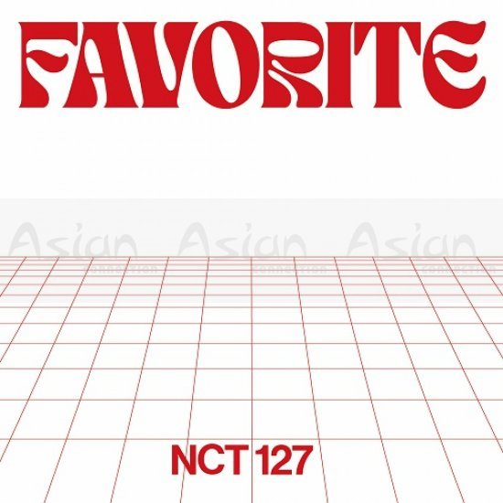 NCT 127 - FAVORITE CD - Asian Connection