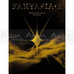 MONSTA X - FANTASIA X CD