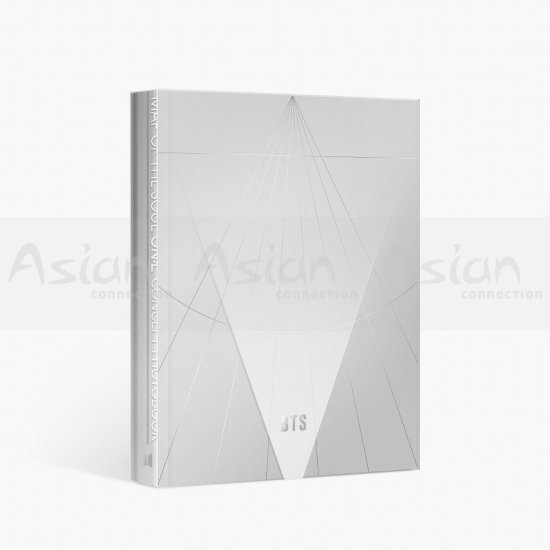 BTS - MAP OF THE SOUL ON:E CONCEPT PHOTOBOOK [CLUE Ver.] - Asian Connection