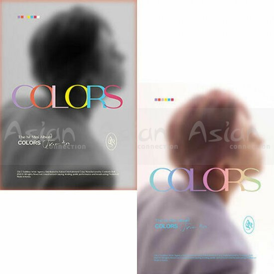 YOUNGJAE (GOT7) - COLORS from Ars 2CDs SET - Asian Connection