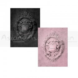 BLACKPINK - KILL THIS LOVE [Pink + Black ver. SET] 2CDs