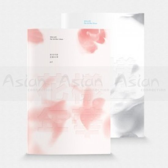 BTS - In The Mood For Love Part. 1 (3rd Mini) [WHITE ver + PINK ver.] CD - Asian Connection