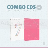 Combo CDs -  BTS [MAP OF THE SOUL : PERSONA + 7]