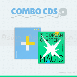 Combo CDs - TXT [The Dream Chapter: Star + Magic]