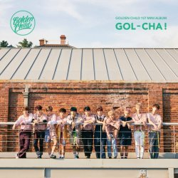 GOLDEN CHILD - GOL-CHA! (1st Mini Album) CD