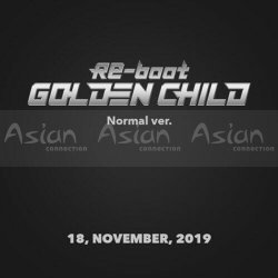 GOLDEN CHILD - Re-Boot [Normal ver.]