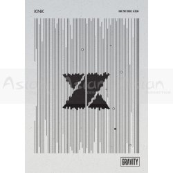 KNK - GRAVITY (2nd Single Album)