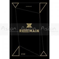 KNK - Remain (2nd Mini Album) CD