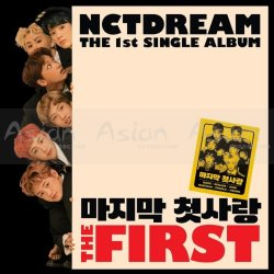 NCT DREAM - The First (1st Single) CD