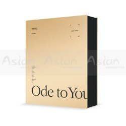 SEVENTEEN - WORLD TOUR ODE TO YOU IN SEOUL Blu-ray