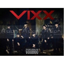VIXX - Voodoo (The First Special) DVD