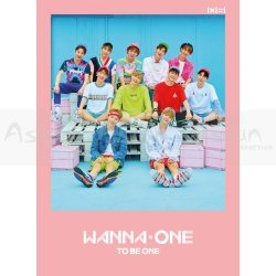 WANNA ONE - 1x1=1 TO BE ONE [PINK Ver.] CD
