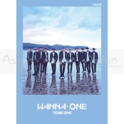 WANNA ONE - 1x1=1 TO BE ONE [SKY Ver.] CD