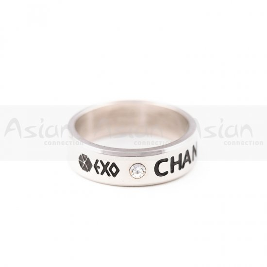 Anel EXO - Asian Connection
