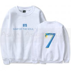Blusa BTS - MAP OF THE SOUL 7