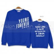 Blusa BTS -  Young Forever
