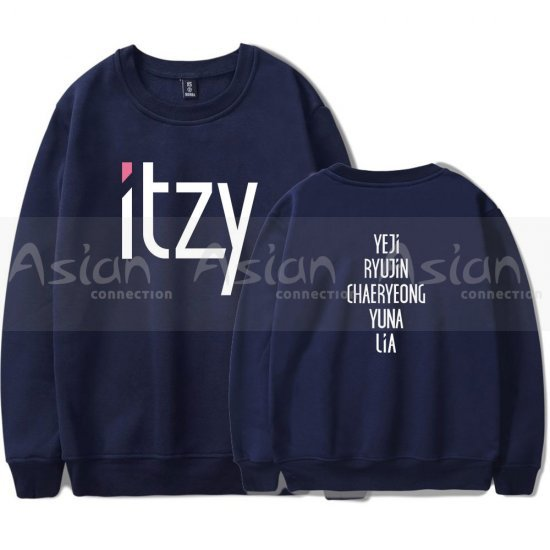 Blusa ITZY - Asian Connection