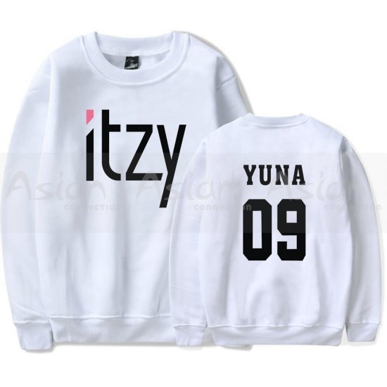Blusa ITZY - Membros - Asian Connection