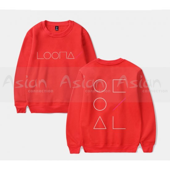 Blusa LOONA - Asian Connection
