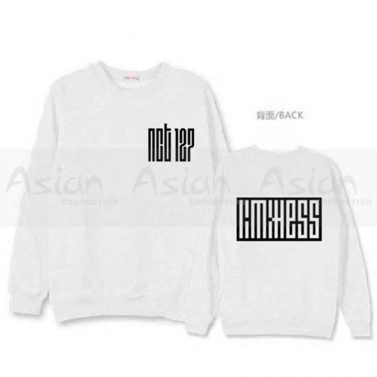 Blusa NCT 127 - Asian Connection