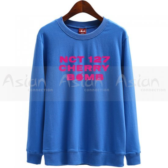 Blusa NCT 127 - Cherry Bomb - Asian Connection