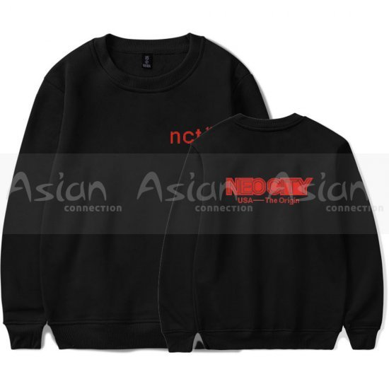 Blusa NCT 127 - NEO CITY - Asian Connection