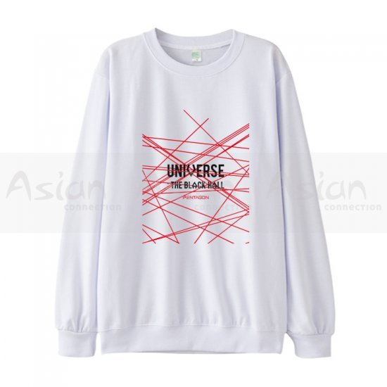 Blusa PENTAGON - Universe - Asian Connection
