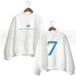 Blusa Ulzzang BTS - MAP OF THE SOUL 7