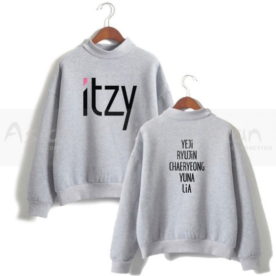 Blusa Ulzzang - ITZY - Asian Connection