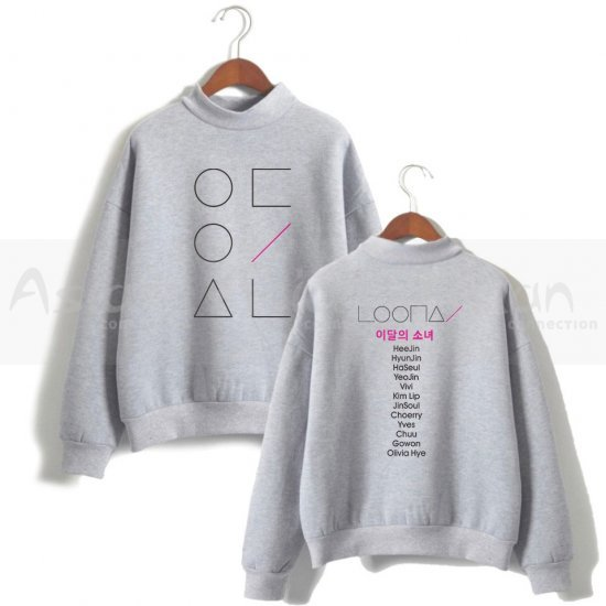 Blusa Ulzzang - LOONA - Asian Connection
