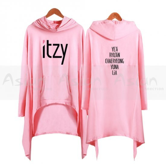 Blusão Oversized ITZY - Asian Connection