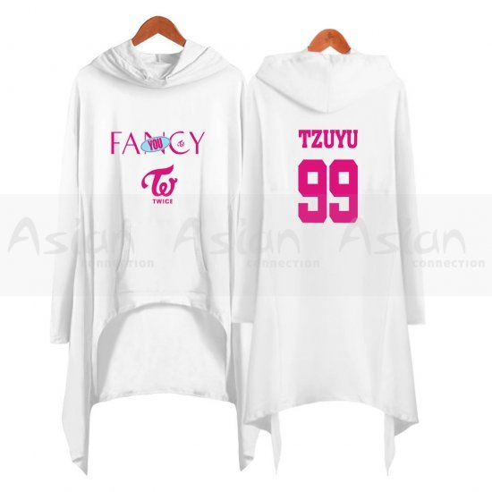 Blusão Oversized TWICE Fancy You - Membros - Asian Connection