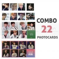 BTS Photocards - COMBO