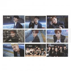 BTS Photocards - Dark and Wild