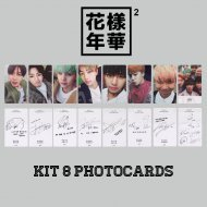 BTS Photocards - In The Mood For Love Pt.2