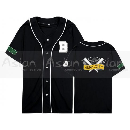Camisa Jersey BTS - ARMY.ZIP - Asian Connection