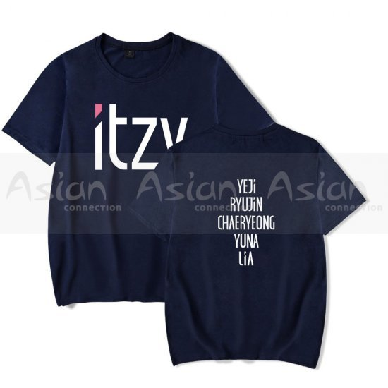 Camiseta ITZY - Asian Connection