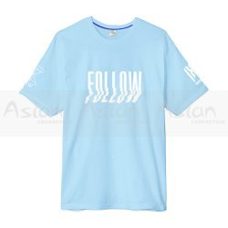 Camiseta Monsta X - Follow