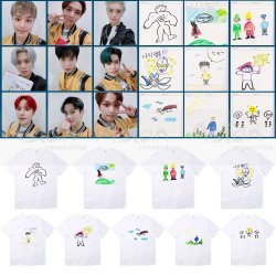 Camiseta NCT 127 - Cartoon